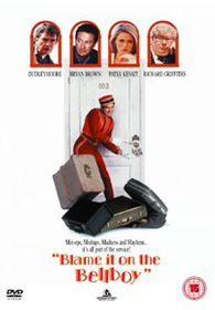 Blame It On The Bellboy - (Import DVD)