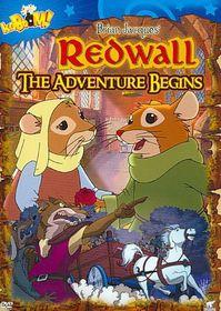 Redwall:Adventure Begins - (Region 1 Import DVD)