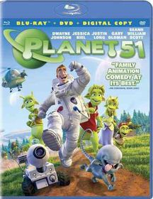 Planet 51 - (Region A Import Blu-ray Disc)