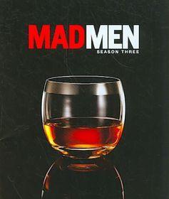 Mad Men Season 3 - (Region A Import Blu-ray Disc)
