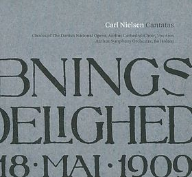 Nielsen: Cantatas - Cantatas (CD)