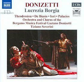 Lucrezia Borgia - Various Artists (CD)
