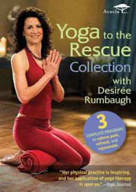 Yoga to the Rescue Collection - (Region 1 Import DVD)