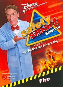 Safety Smart Science with Bill Nye Th - (Region 1 Import DVD)