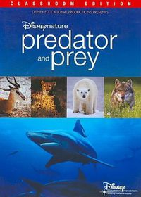Disneynature Predator and Prey - (Region 1 Import DVD)