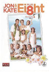 Jon & Kate Plus 8:Ssn 4 the Weddi V 1 - (Region 1 Import DVD)