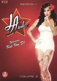 La Ink:Season 1 Vol 2 - (Region 1 Import DVD)