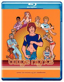 Boogie Nights - (Region A Import Blu-ray Disc)