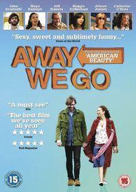 Away We Go - (Import DVD)