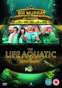 Life Aquatic - (Import DVD)