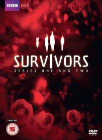 Survivors - Series 1 & 2 - (Import DVD)