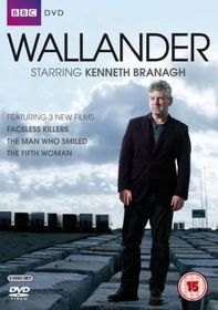 Wallander - Series 2 - (Import DVD)