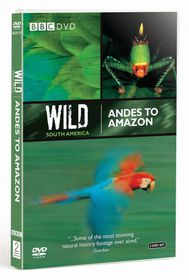 Wild South America-Andes/Amazon (Import DVD)