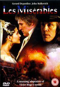 Les Miserables (Depardieu) - (DVD)