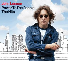 Lennon John - Power To The People - The Hits - Reissue (CD)