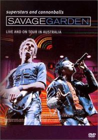 Savage Garden - Superstars & Cannonballs - Live In Australia (DVD)