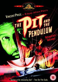 The Pit And The Pendulum (1961) (Import DVD)