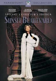 Sunset Boulevard - (Import DVD)