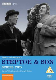 Steptoe & Son-Series 2 - (Import DVD)