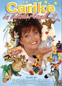Keuzenkamp Carike - Carike In Kinderland - Vol. 2 (DVD)