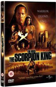 The Scorpion King (DVD)