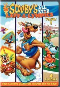 Scooby's All Star Laff-A-Lympics (DVD)