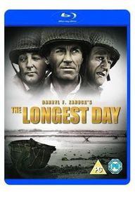 The Longest Day - (Import Blu-ray Disc)