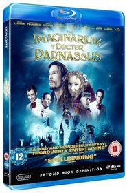 Imaginarium of Doctor Parnassus - (Import Blu-ray Disc)