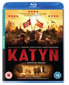 Katyn - (Import Blu-ray Disc)