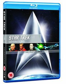 Star Trek 7: Generations - (Import Blu-ray Disc)