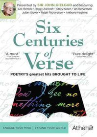 Six Centuries of Verse - (Region 1 Import DVD)