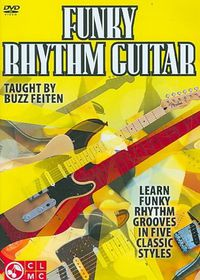 Funky Rhythm Guitar - (Region 1 Import DVD)