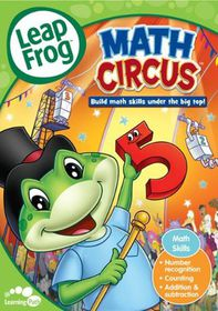 Leapfrog: Math Circus - (Region 1 Import DVD)