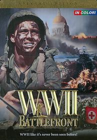 Wwii Battlefront - (Region 1 Import DVD)