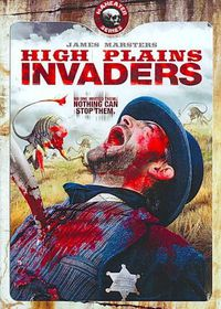High Plains Invaders - (Region 1 Import DVD)