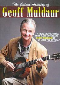 Guitar Artistry of Geoff Muldaur - (Region 1 Import DVD)
