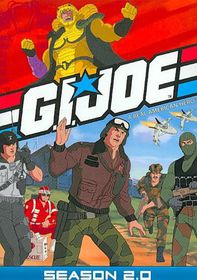 G I Joe:Real American Hero:Season 2 - (Region 1 Import DVD)