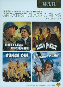 Tcm Greatest Classic Films:War - (Region 1 Import DVD)