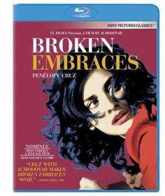 Broken Embraces - (Region A Import Blu-ray Disc)
