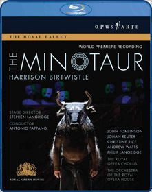 Royal Opera Chorus - The Minotaur (Blu-Ray)