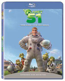 Planet 51 (2009) (Blu-ray)