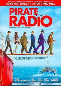 Pirate Radio - (Region 1 Import DVD)