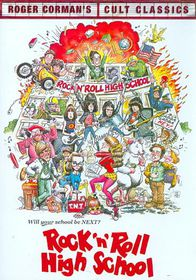 Rock N Roll High School - (Region 1 Import DVD)