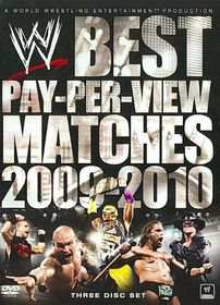 Best Pay Per View Matches of the Year - (Region 1 Import DVD)