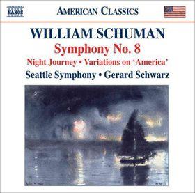 Schuman: Symphony 8 - Symphony No.8 (CD)