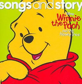 Winnie the Pooh and the Honey Tree - (Import CD)