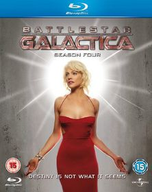 Battlestar Galactica - Series 4.0 - (Import Blu-ray Disc)