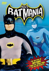 Holy Batmania (Import DVD)