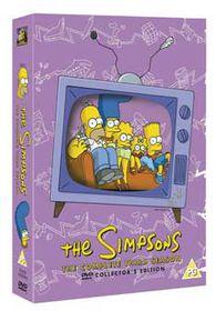 Simpsons - Season 3 - (Import DVD)