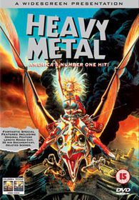 Heavy Metal (animated) - (Import DVD)